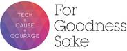 For Goodness Sake / OMGYES.com Logo